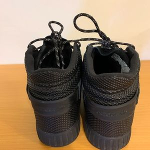 adidas Men's Originals Tubular Invader Strap Shoes